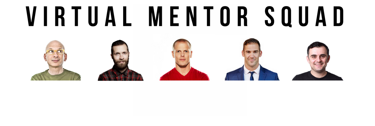 Virtual Mentor Squad: Don't Be Average.